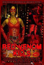Red Venom Kills Poster