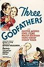 Three Godfathers (1936) Poster