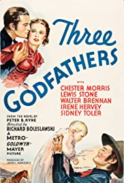 Three Godfathers(1936) Poster - Movie Forum, Cast, Reviews