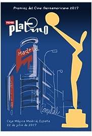 IV Premios Platino del cine Iberoamericano Poster