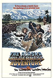 The Alaska Wilderness Adventure Poster