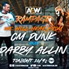 Darby Allin and C.M. Punk in All Elite Wrestling: Rampage (2021)
