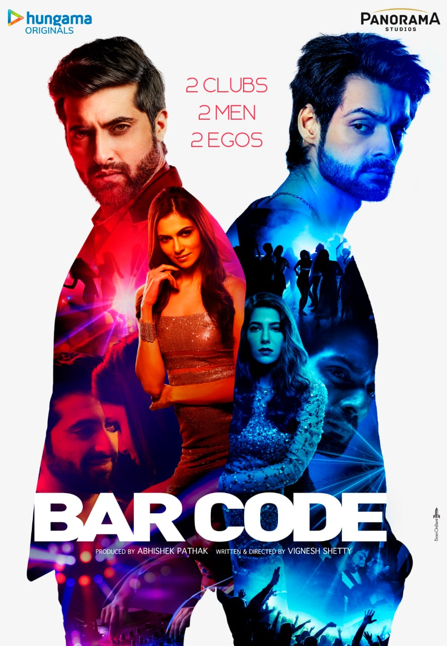 Bar Code 2018 S01 WEB-Rip x264 720p [1.5 GB] 480p [633 MB] | G-Drive