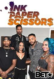 Ink, Paper, Scissors Poster