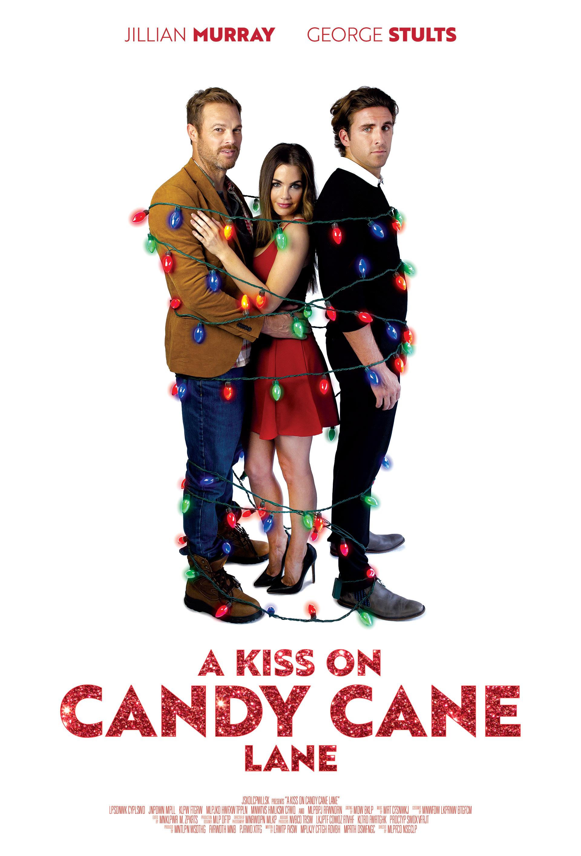 Bučinys saldžiųjų lazdelių gatvėje (2019) / A Kiss on Candy Cane Lane