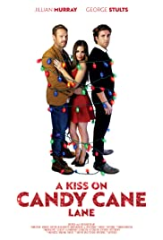 A Kiss on Candy Cane Lane Poster
