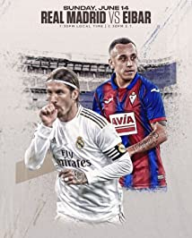 Laliga 28. Matchday Real Madrid vs Sd Eibar (2020)