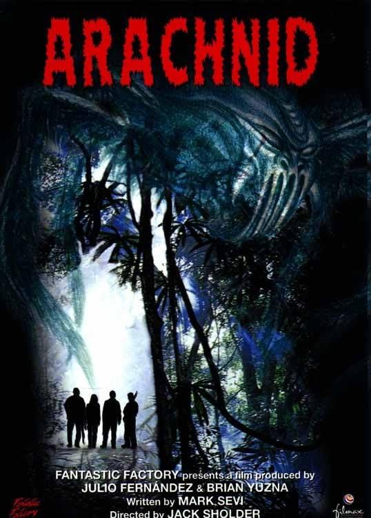 Arachnid (2001) Hindi Dubbed