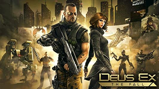 Downloadable divx movies Deus Ex: The Fall by [2160p]