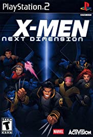 X-Men: Next Dimension Poster