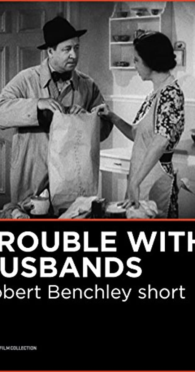 Subtitle of The Trouble with Husbands