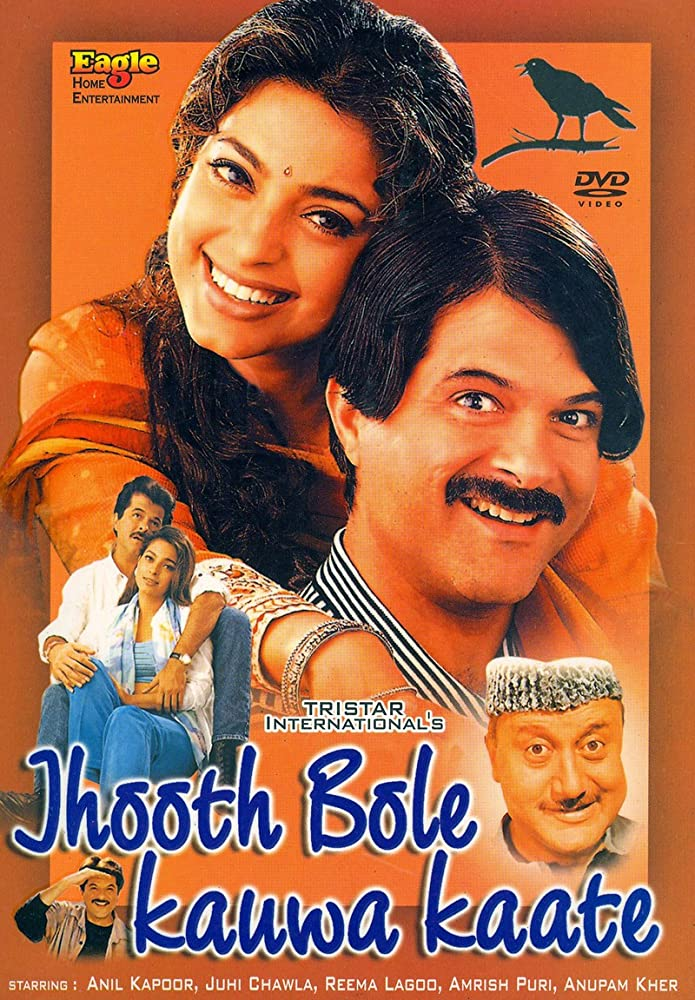 Jhooth Bole Kauwa Kaate 1998 Hindi Movie WebRip 400mb 480p 1GB 720p 3GB 1080p