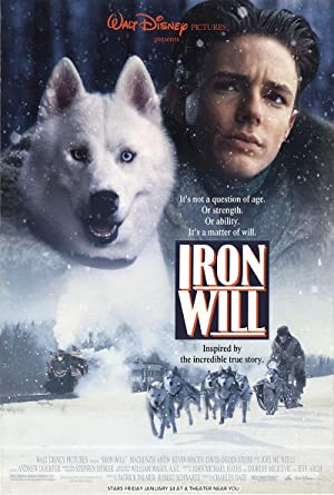 Iron Will Poster Image