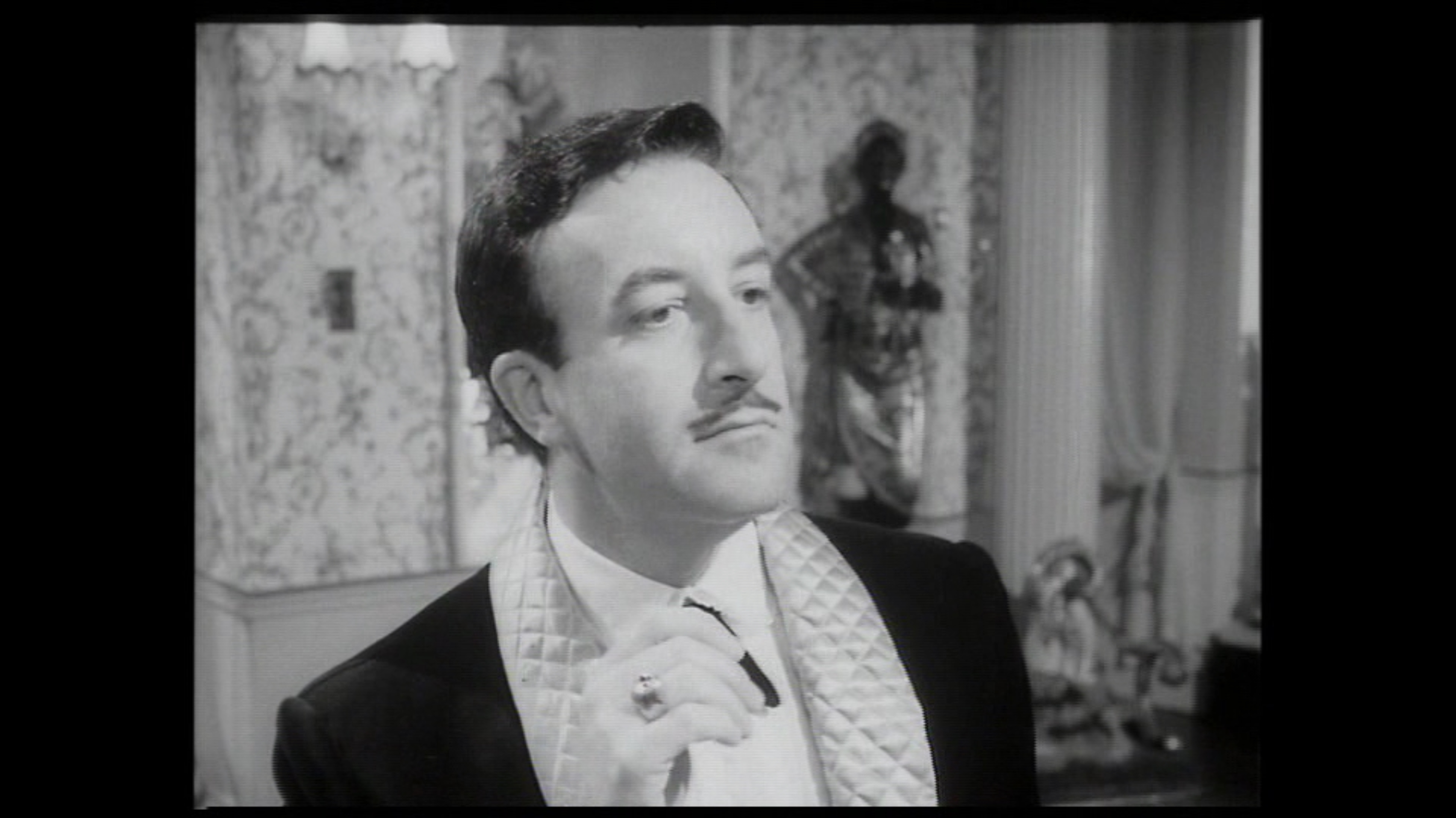 Peter Sellers in The Wrong Arm of the Law (1963)