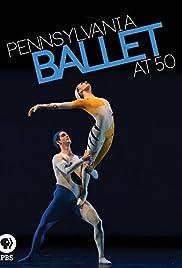 Pennsylvania Ballet at 50 Poster