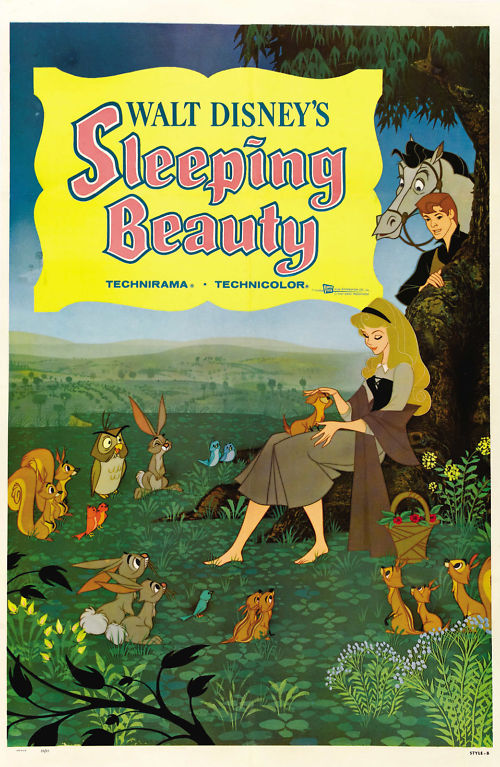 Sleeping Beauty Image One
