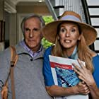 Henry Winkler and Julie Hagerty in New Girl (2011)