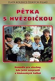 Petka s hvezdickou Poster