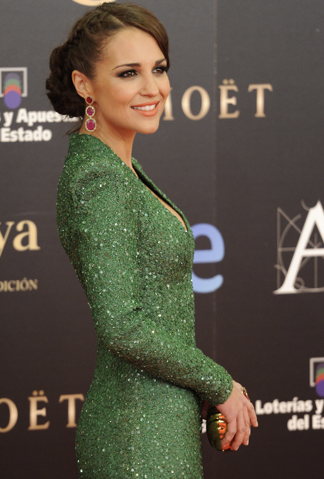 Paula Echevarría at an event for Los Goya 27 edición (2013)