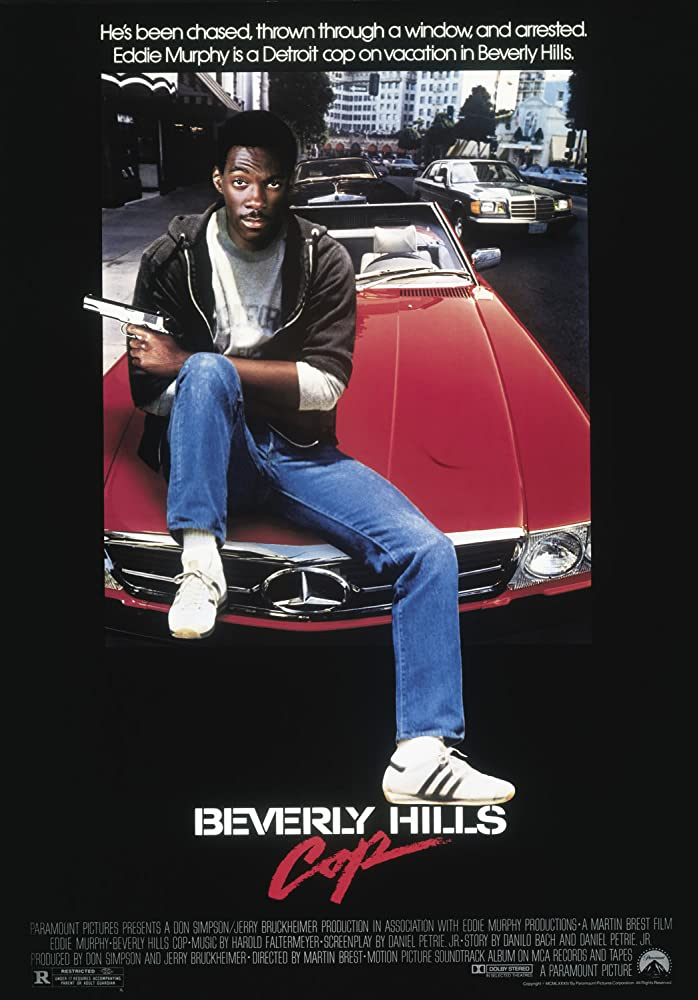 Beverly Hills Cop (1984) Hindi Dual Audio 720p BluRay 800MB ESubs Download