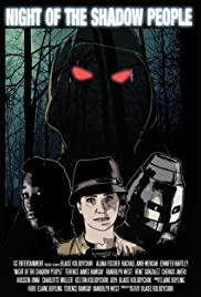 Night of the Shadow People Poster