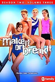 Chelsea Hobbs, Ayla Kell, Josie Loren, and Cassandra Scerbo in Make It or Break It (2009)