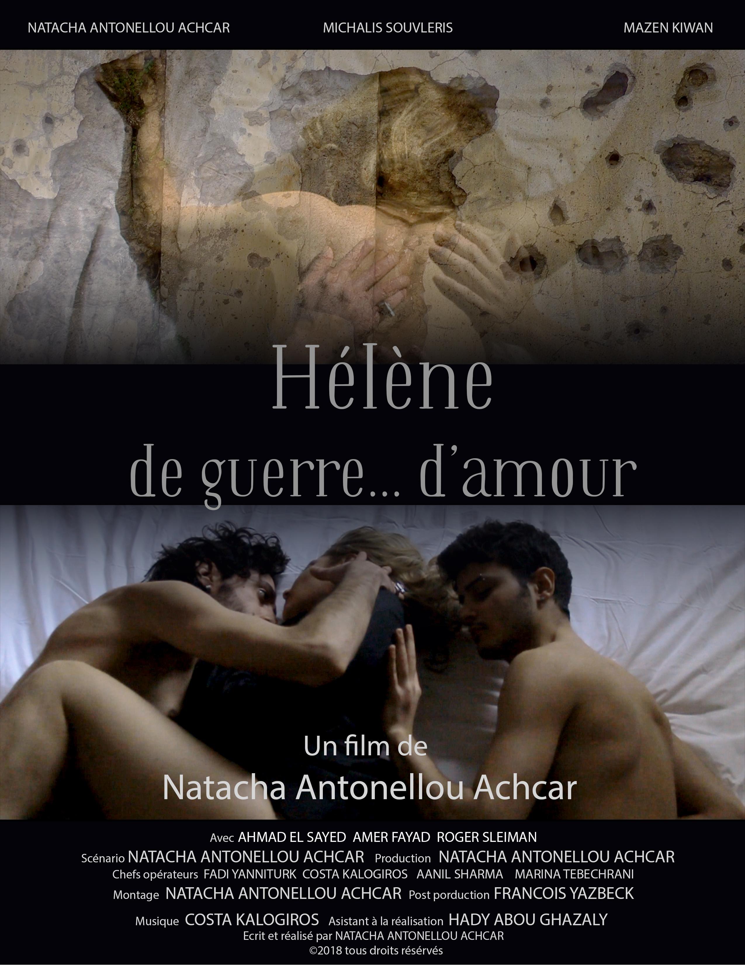 Hélène De Guerre D Amour 2018 Imdb