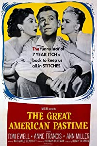 Recommended movie to watch 2017 The Great American Pastime by Josef von Sternberg [mpeg]