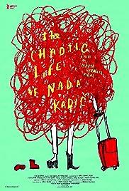 The Chaotic Life of Nada Kadic Poster
