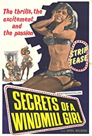 Secrets of a Windmill Girl Poster