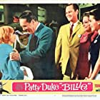 Jim Backus, Patty Duke, and Dick Sargent in Billie (1965)