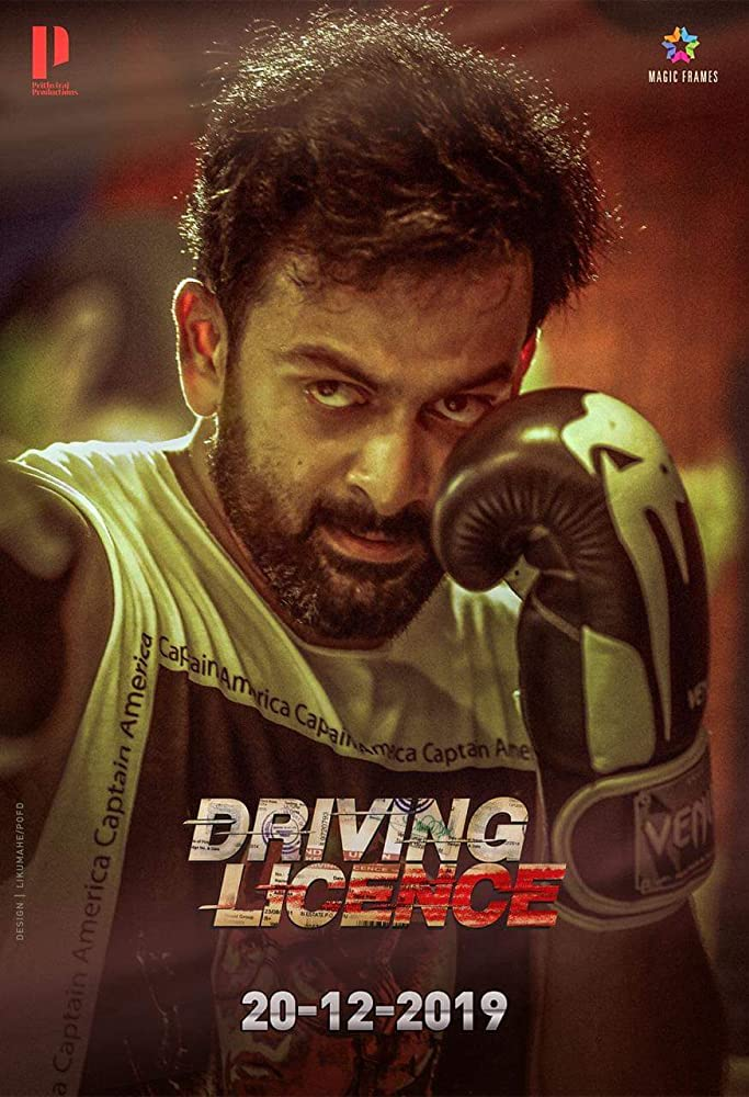 View Driving Licence (2019) Movie poster on 123movies
