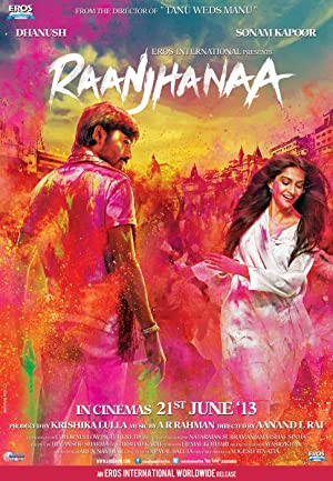 Raanjhanaa Watch Online