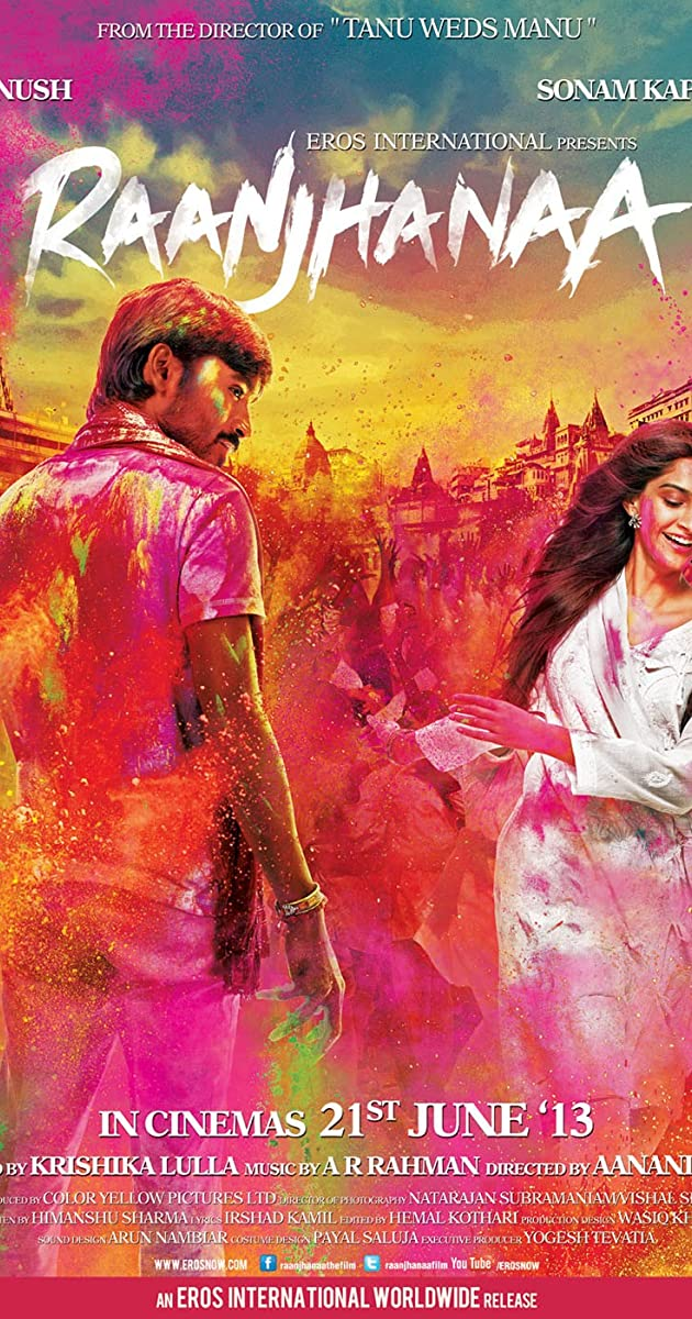 Raanjhanaa Torrent Download