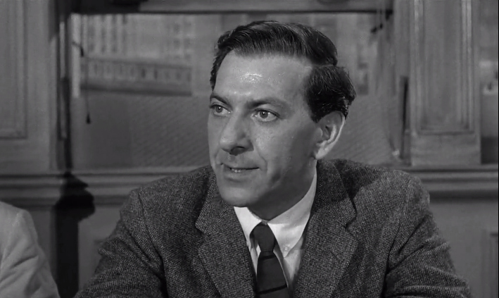 Jack Klugman in 12 Angry Men (1957)