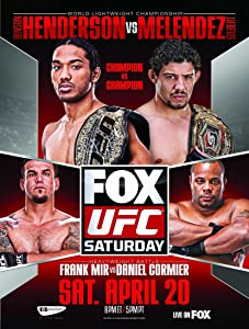 Get UFC on Fox: Henderson vs. Melendez [4K]
