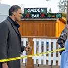 Holly Robinson Peete and Rick Fox in Countdown to Murder (2019)