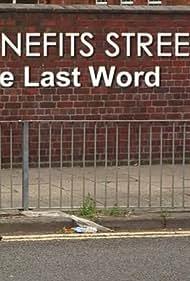 Benefits Street (2014) Poster - TV Show Forum, Cast, Reviews