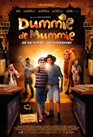 Dummie the Mummy and the Tomb of Achnetut Poster