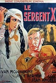 Le sergent X (1932)