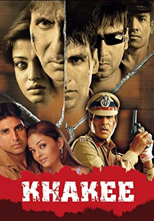 Amitabh Bachchan Khakee Movie
