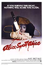 Alice, Sweet Alice (1976) Poster