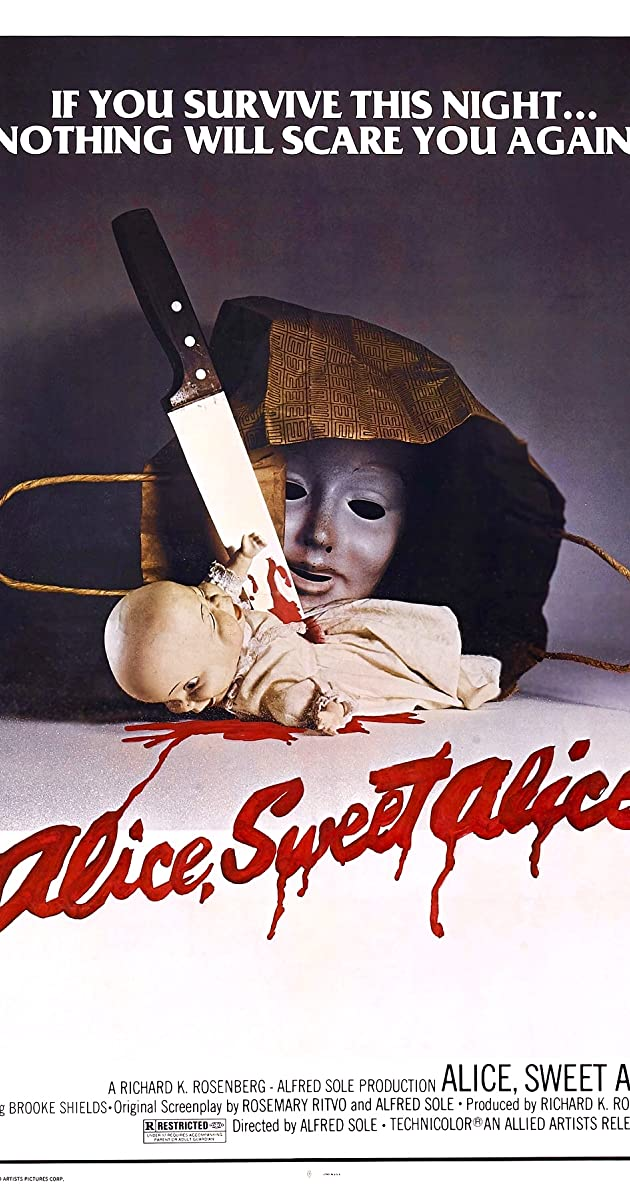 Subtitle of Alice Sweet Alice