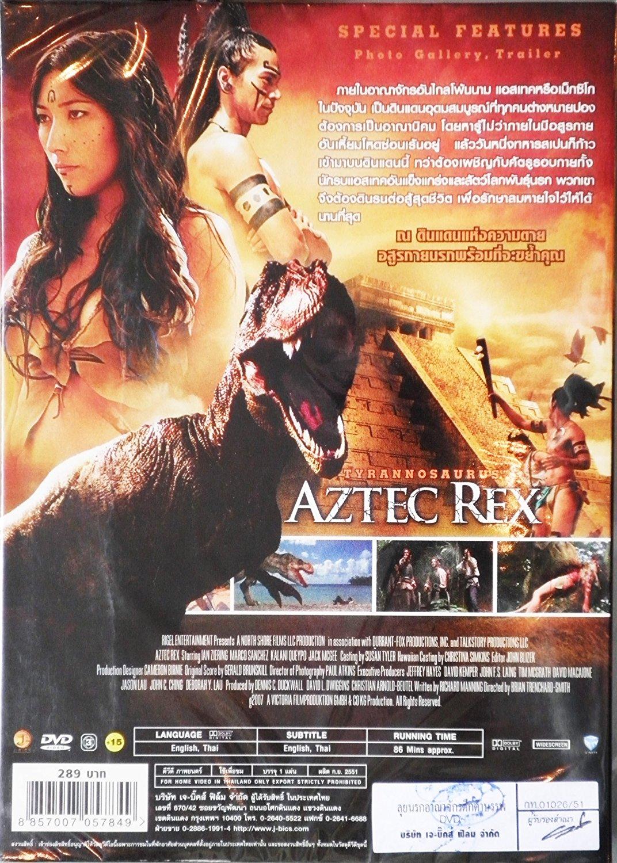 Dichen Lachman in Tyrannosaurus Azteca (2007)