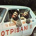 Vojislav 'Voja' Brajovic and Dragan Nikolic in Povratak otpisanih (1976)