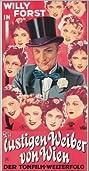 Die lustigen Weiber von Wien (1931) Poster