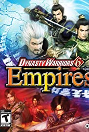 Dynasty Warriors 6: Empires Poster