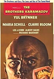 The Brothers Karamazov(1958) Poster - Movie Forum, Cast, Reviews
