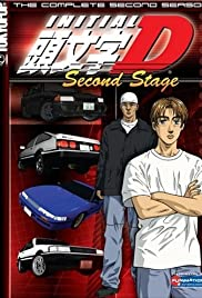 Initial D: Second Stage Poster