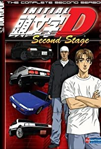 Primary photo for Initial D: Second Stage